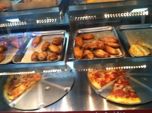 Food Options at 7-11