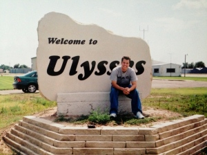 My mission was called the Colorado Denver South Mission. It covered the Southwest part of the state and into Kansas. My trainer and I were based out of Ulysses, a town of about 5000 people.